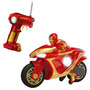 Moto Iron Man 3 Con Control Remoto Y Luz