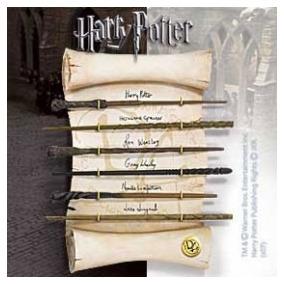 Varitas Harry Potter Ollivander Brillan En La Oscuridad!
