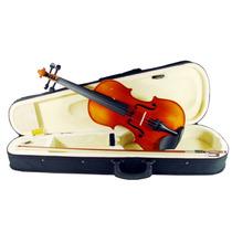 Violin 4/4 Con Cuerpo De Abeto Y Brazo De Maple Audiomex