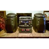 Equipo De Audio Sony Mhc-gr8 Efectos Dj C Remoto Impecable