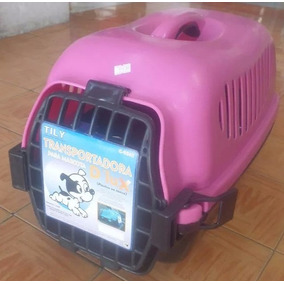10 Pz Detransportadoras P/mascotas Tily 50x30x30