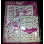 400 Bolsas De Plastico Boutique / Polietileno Para Bisutería