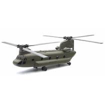 Helicóptero Boeing Ch-47 Chinook Escala 1:60 New Ray