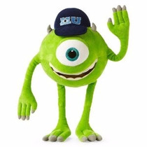 Peluche Mike Wazoski De Monster University 45 Cm Toyland