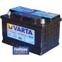 Baterias Autos Vta65nd Blue Dynamic Top 12-80 Cca 620a Varta