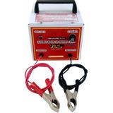 Carregador P/ Baterias De Moto Jet Ski Carro 12/24 Volts 3ah