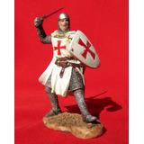 Caballero Cruzado, Templario,15cms,coleccion/regalo, Nuevo