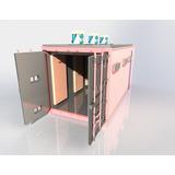 Estufa Para Secagem De Aglomerados (projeto Completo)
