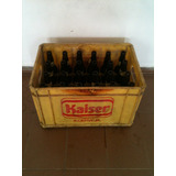 Caixa De Cerveja Com Casco 600 Ml