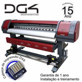 Plotter De Impressão Digital - 1600mm - Epson - Cabeças Dx6