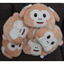 Cojines Emoticones Emoji De Monitos 35 X 35 Cm