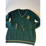Sweater Uniforme Escolar William Caxton T16
