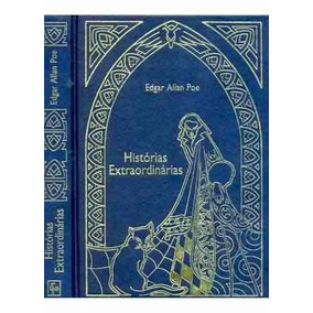 Livro Poe Historias Extraordinarias Autor Edgar Allan P