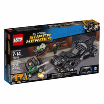 Lego Super Heroes 76045 Kryptonite Interception Original