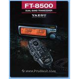 Frente Pastico Yaesu Ft-8500 Base Bibanda Vhf-uhf