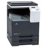 Fotocopiadora Konica Minolta C221 Color Sa3, 300grs Reales