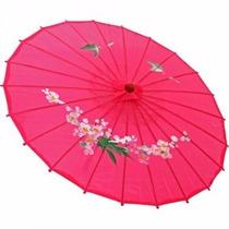 Sombrinha Japonesa Lembrancinhas Casamentos 85cm Conj5