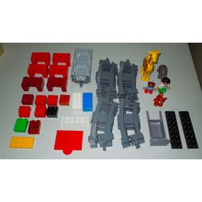Lego Duplo Infantil Tren Vias Thomas Y Sus Amigos Checalo