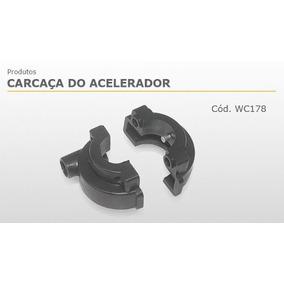 Carcaça Acelerador Honda Cg Titan 125 83/99 Titan 125 00/04