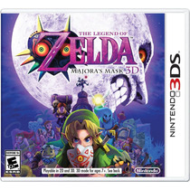Videojuego The Legend Of Zelda Majora