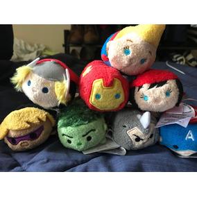 Tsum Tsum Avengers Marvel Superheroes