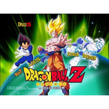 Serie Dragon Ball Z 72 Dvds
