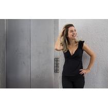 Camisa Blusa Feminina De Radiosa Modinha