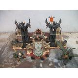 Tm.mega Blocks Dragons Portal Of Fire #9889 Custom
