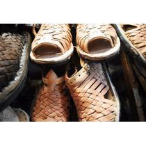 Huaraches Tradicionales 100 % De Suela De Llanta
