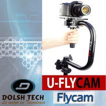 Flycam U-fly Cam Estabilizador Video Steadycam Mini-dv Dslr