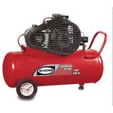 Compresor 3 Hp 108 L 125 Psi Monofasico Evans E150me300-108