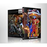 Dvds Power Rangers Dino Trovão