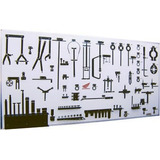 Painel C/ Kit De Ferramentas Especiais Honda M1 - Tecnofusi