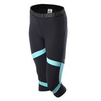 Calza Capri Under Armour Mujer Coolswitch