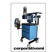 Maquina De Anestesia Narkomed Ventilador Y Vaporizador