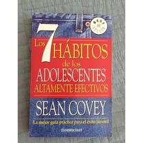Libro 7 Hábitos De Los Adolescentes Realmente Efectivos