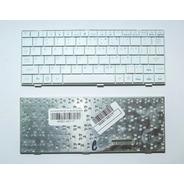 Teclado Asus Eeepc Epc 700 701 900 901 2g 4g Series Blanco