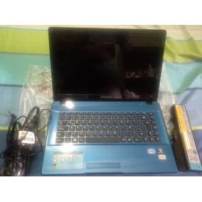 Laptop Lenovo Ideapad Z470 Inteli3/320gbdd/14 /4gbram-cambio