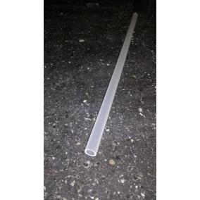 Tubos Plasticos Polipropileno 0,5x8x23cm X 250u