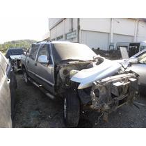 Sucata Chevrolet S10 2.4 Gasolian 2004