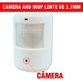 Câmera 1/3 Camuflada De Sensor De Alarme Hbtech Frete Grátis