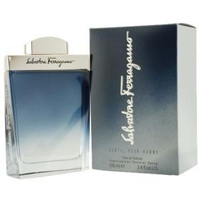 Perfume Subtil Pour Homme Salvatore Ferragamo Masculin 100ml