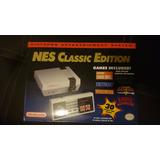 Mini Nes Classic Edition ¡¡nueva Y Sellada!!