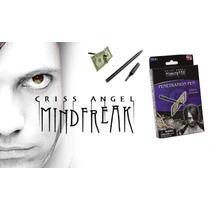 Magia: Boligrafo De Penetracion Mindfreak Por Criss Angel