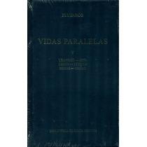Vidas Paralelas Vol. V - Plutarco / Gredos