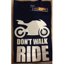 Camiseta Motociclista Moto Masculina