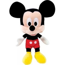 Peluche Mickey Mouse Big Head 50 Cm Alto Orignal Disney