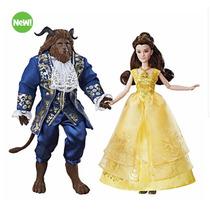 Boneca Bela E Fera Disney- Novo Filme Lançamento -original