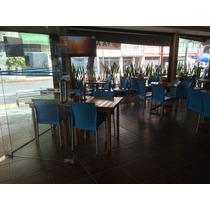 Juego De Mesa Con Silla Para Restaurante