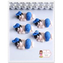 Lembrancinhas Maternidade Chá De Bebê Nascimento Kit Com 20
